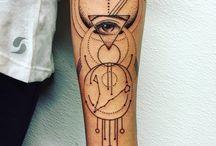 Käsivarren tatuointi / Valtterille referenssejä