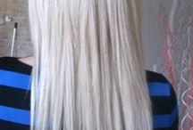 Przedłużanie włosów / Przedłużanie włosów - salon fryzjerski Sabina Jędrzejko - www.freestyle.net.pl