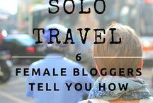 Travel: Solo