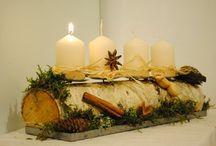 svícny, svíčky - candles