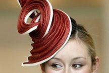 ...hats...