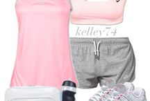 Outfit for workout