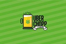 UberChopp / UberChopp é um evento que trabalhei como diretor de marketing e comunicação. Desenvolvi o Plano de Comunicação, Id Visual e as postagens na página oficial no Facebook. www.fb.com/uberchopp