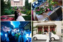 Wedding cars by Marry mi in Spain / Ideas to use the perfect car the day of your wedding All pictures of this board are of weddings organized by Marry me in Spain.