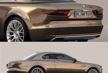 classic future car's