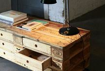 pallet construction ideas