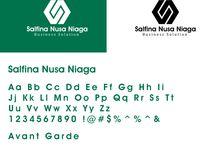 Logo Design / PT Salfina Nusa Niaga