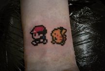 Japanese Game Tattoos