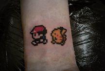 Japanese Game Tattoos