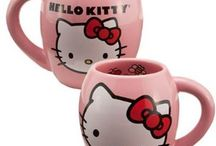 hello kitty / fan