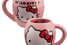 hello kitty / fan