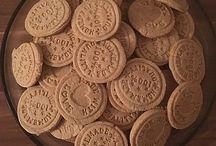 Kekse und Gebäck