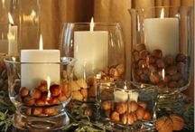Fall decor / by Ashley Menefee