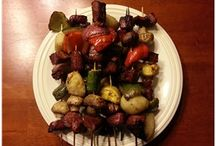 Grill Master Recipes / Mater the Backyard BBQ with these amazing Recipes