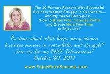 Teleseminars For Women Entrepreneurs