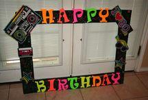 Idées de fête d'anniversaire