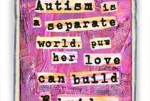 autism stuff / by Heidi Mendoza