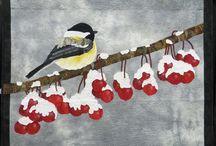 patch oiseaux