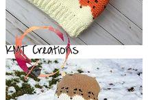 Crochet Hats, Mittens + Cowls