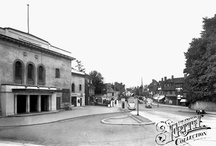 Dorking Halls: Then and Now / Our history in pictures