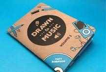 Drawn to Music - Volume 1