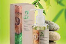 Mega Skin / Línea de salud de origen natural, diseñada para contribuir a prolongar la juventud en la piel.