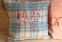 Upcycled Blanket Ideas