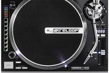 DJ Turntables / The best turntables for dj's
