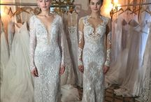 New York Bridal Market 2016 / Viewing new season gowns and accessories in New York from the world's leading designers