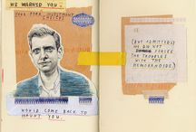 Sketchbook archives