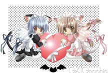 manga's love / L'amour manga❤❤❤