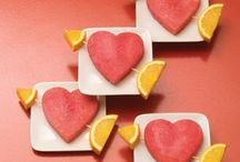Valentine Party Ideas / Ideas for school Valentine party- looking for healthy alternatives