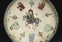 ceramic antique middle east after 1100 after JC / antique