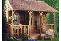 sheds/dens