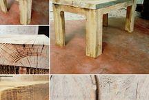 Wood design Madeinitaly interior design handmade dinning table / Tavoli di design fatti a mano in Italia, lo stile unico firmato XLAB. Solo legno massello e aredamenti di qualità