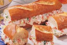 Seafood bakes