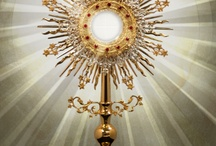 The Most Holy Blessed Sacrament