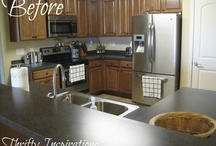home renovation / by Kimberly Corbin