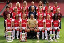 Arsenal Ladies / A decade of success.