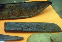 Knife (viking) sheath