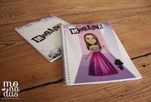 Souvenir: Cuadernos personalizados