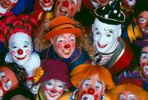 Happy clowns / by Dot Blankenship Long