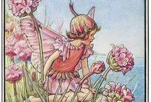 Flowe fairy / Art