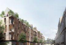 Etagerboliger + Urban Housing