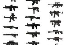 Лего Gun