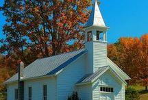 CHURCH - KOŚCIOŁY I KOŚCIÓŁKI