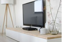 Tv Table Ideas