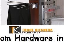 Bedroom Hardware in London / There are many benefits you can expect to enjoy by means of investing in the bedroom hardware in London. The beautiful elements include; bed frames, curtain rods and wardrobes.