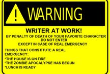Writer's Humour / Funny stuff about writing.