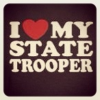 Troopers wife.. 747  / This bored is for the love of my life ... My trooper.. 747 / by Brittany Maynard